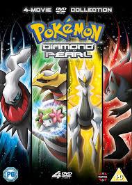 Pokémon Movie: Diamond & Pearl Collection Review • Anime UK News