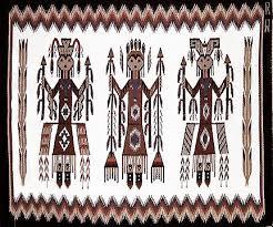 navajo rug characteristics