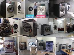 Thanh lý mua bán máy giặt công nghiệp 20kg 25kg 30kg 35kg 40kg 50kg giá tốt