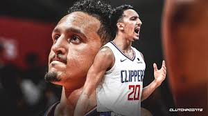 Landry Shamet dealing with minor leg injury