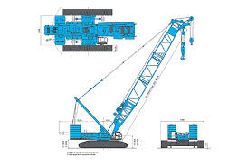 Kobelco 300 Ton Crawler Crane Load Chart Sl6000 Kobelco Construction Machinery Co Ltd