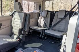 2019 Ford Transit Connect Wagon Review The Clock Strikes