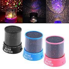 Star Master Night Light Pink Didade Led Night Light Star Baby Kids Sleep Usb Projector Rotation Colorful Light Lamp Pink