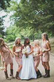 Online Get Cheap Country Rustic Bridesmaid Dresses Aliexpresscom Country Western Style Bridesmaid Dresses