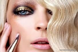 eye makeup 70 s disco