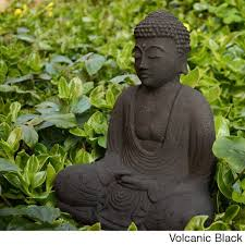 garden buddha sculpture indonesia