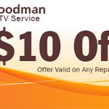 goodman logo png. photo of goodman joe television service - philadelphia, pa, united states logo png