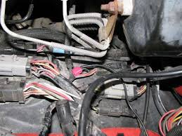 how to aftermarket cruise control install ford explorer and i don t have a picture of it the blue wire connects to the coil for a tach signal the12volt com said that the wire was on the coil brown a yellow