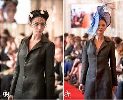 I have admired a collection of spectacular hats that inspire any woman and  who define exactly the image of a strong woman!