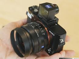 sony rx1. sony rx1 (c) dpreview, click for their preview rx1