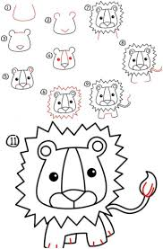 Zeichnen Lernen Mit Anleitungen Für Kinder Witzige Figuren Motive