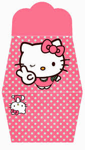 hello kitty in pink printable purse invitations cards hello kitty in pink printable purse invitations