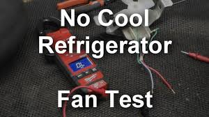 lg refrigerator evaporator fan replacement. how to test the evaporator fan in your refrigerator lg replacement 8