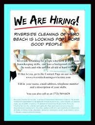 Job Advertisement Template Word Vacancy On Handyman Flyer