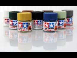 how to thin tamiya color paint for use