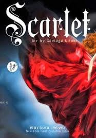 book covers by marissa meyer see more from deviantart turkish edition of scarlet by marissa meyer