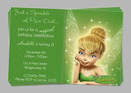 custom tinkerbell fairies birthday party invitations diy custom tinkerbell fairies birthday party invitations diy printable file 128270zoom