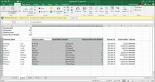 Pivot Chart Excel 2016 How To Create A Pivot Table In Excel 2016