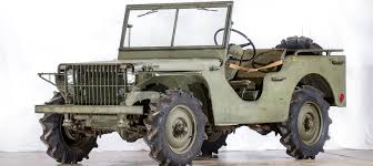 AMERICA'S OLDEST KNOWN JEEP CELEBRATES ITS 75TH BIRTHDAY - AND ...