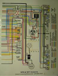 chevy diagrams 1970 71 corvette color wiring diagram 2 drawing b 1970 monti carlo el camino