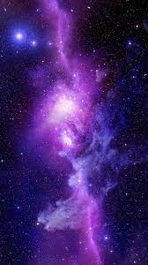 Purple Galaxy iPhone Wallpapers on ...