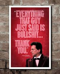 My Cousin Vinny Quotes Custom MY COUSIN VINNY Thank You Quote Poster Etsy