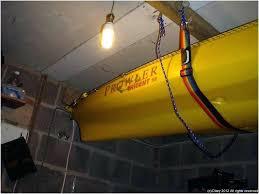 garage pulley system kayak garage pulley system ideas garage bike pulley system