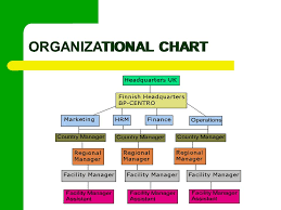 Bp Organizational Chart Bp Centro Finland Case Ppt Download