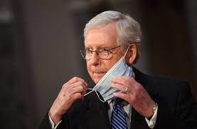 NYT: Republikeinse Senaatsleider Mitch ...