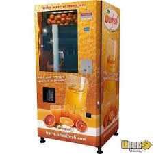 Vending Machines Canada Interesting OranFresh Orange Juice Vending Machines For Sale In Canada 48 NEW