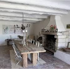 rustic white kitchens. I Am Drooling Over The Character And Rustic Furnishings In This French Country Revival White Kitchen Kitchens T