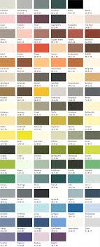 Par Paint Colour Chart Axalta Paint Color Chart