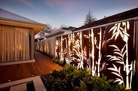 Small Picture Brise vue jardin et dco en acier corten 30 ides splendides