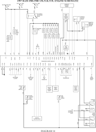 repair guides wiring diagrams wiring diagrams autozone com 1997 ram 3 9l 5 2l 5 9l engine schematic