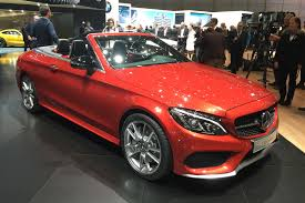 In amg trim, it's risen above and beyond bavarian levels of handling. Designer Fabric New 2016 Mercedes C Class Cabriolet Revealed At Geneva Car Magazine