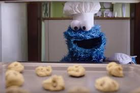 Cookie Chart Campaign Viral Chart Apples Cookie Monster Ad Holds On To