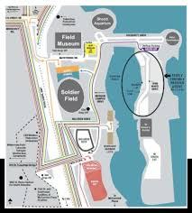 Soldier Field Stadium Parking Lot Tickets In Chicago