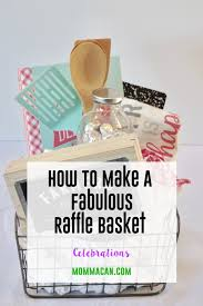don t miss this awesome post on how to make a fabulous raffle basket find it here