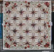 49 best images about Quilts! on Pinterest | Quilting ideas ... & Beautiful quilt by Janet Treen Celebrate Hand Quilting: Celebrating hand  quilting Adamdwight.com