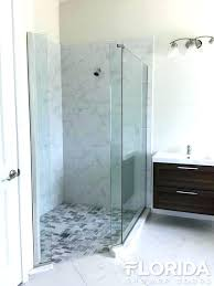 waterproof wall panels for showers glass shower half wall glass waterproof bathroom wall panels