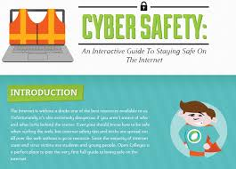 School Safety Rules Chart Cyber Safety Internet Safety Tips To Stay Safe Online