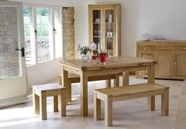 Oak Furniture Land Bedroom Furniture Bevel Solid Oak Range Dining Furniture Oak Table Bench Set