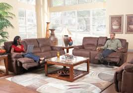 living rooms with brown furniture. Cindy Crawford Home Van Buren Brown 3 Pc Reclining Living Room - Sets (Brown) Rooms With Furniture