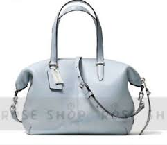 Image is loading NWT-Coach-BLEECKER-COOPER-SMALL-SATCHEL-IN-PEBBLED-