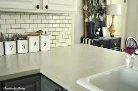 concrete overlay countertops countertop kit 3