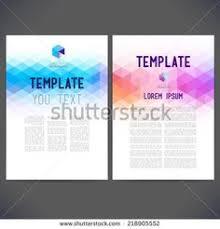 Template Brosur Template Desain Brosur Format Psd Eps Dan Corel Gratis Download