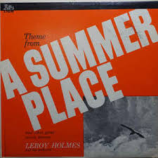 leroy holmes orchestra theme from a summer place