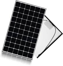 Inverter For Solar Panels Design Lg Unveils High Performance Solar Panel With Integrated Micr