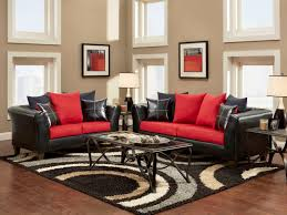 red furniture ideas. Decorating With A Red Couch Lovely Living Room Amazing Ideas Brown Carpet Modern Shag Wool Furniture