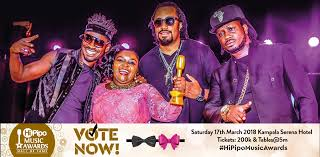 Hipipo Music Awards Wethebest Africa